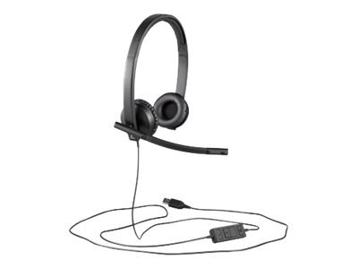 Logitech USB casque H570e