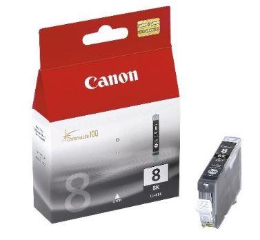 CARTOUCHE CANON CLI-8BK